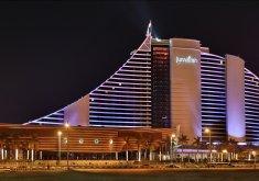 Jumeirah Beach Hotel ***** de luxe