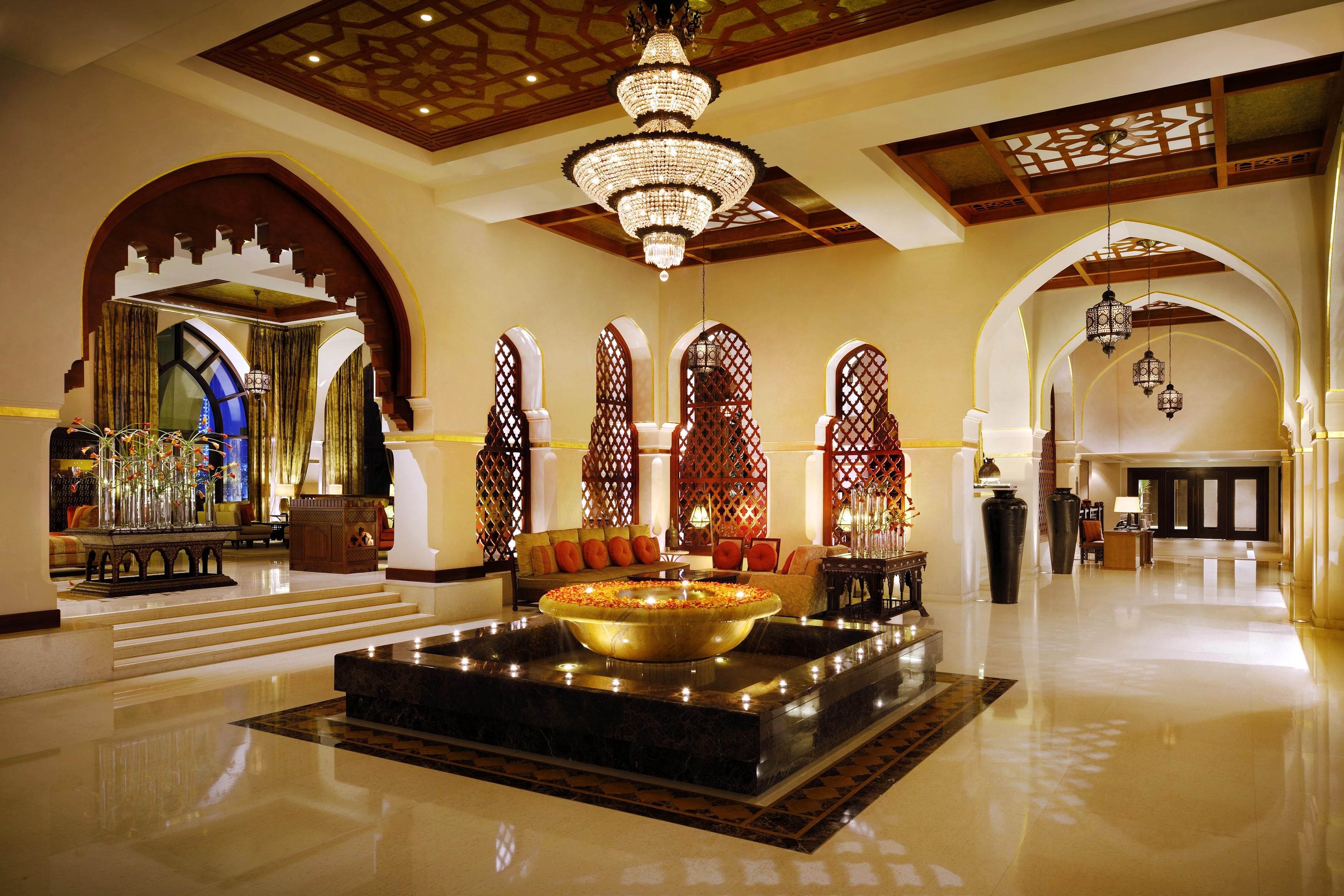 Dubai palace roma