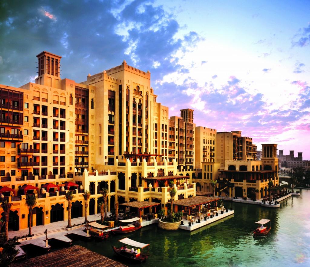 Madinat jumeirah mina a salam de luxe marutzzi for Hotel de dubai