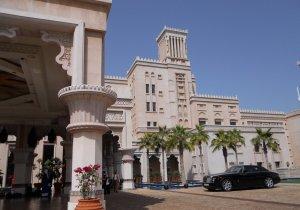 Madinat Jumeirah - Al Qasr ***** de luxe