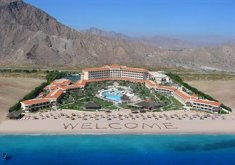 Fujairah Rotana Resort & Spa - Al Aqah Beach*****