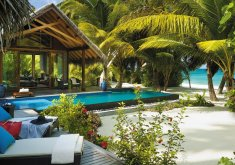 Shangri-La`s Villingili Resort & Spa****** de Luxe (Addu atoll)