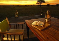 Singita Grumeti Reserves, Sabora Tented Camp***** de Luxe