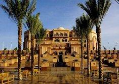 Emirates Palace***** de Luxe