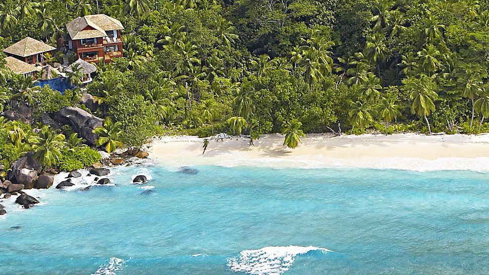 hilton seychelles labriz resort spa 5 mah silhouette island la passe marutzzi. Black Bedroom Furniture Sets. Home Design Ideas