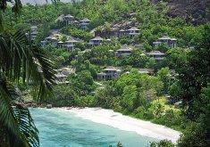Four Seasons Resort 5* Mah?, Baie Lazare - Petite Anse