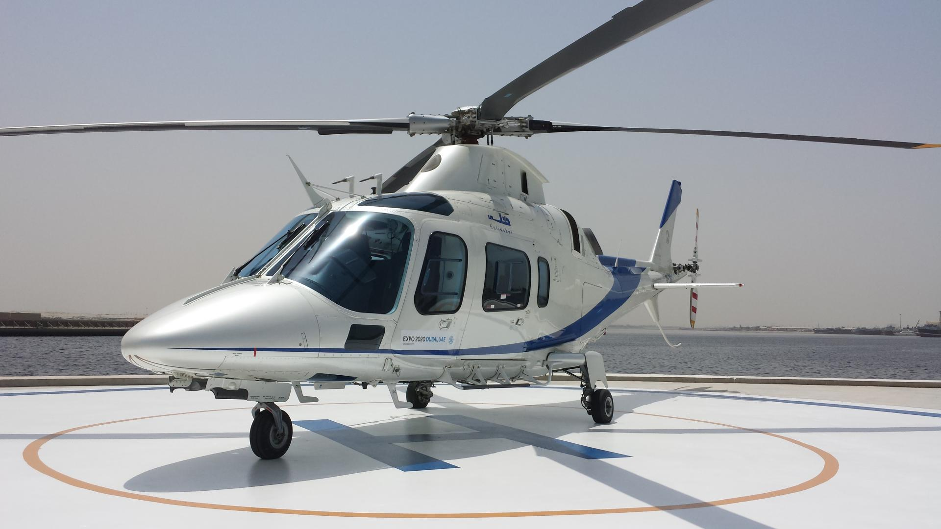 Helicopter Tour Business For Sale