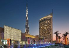 The Address Dubai Mall*****