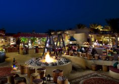 Dinner at Bab Al Shams