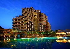 Le Meridien Al Aqah Beach Resort*****