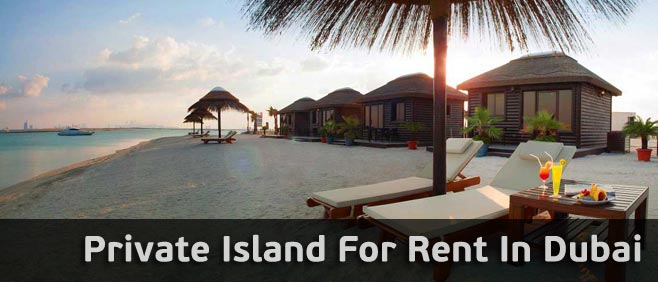Private Island For Rent In Dubai